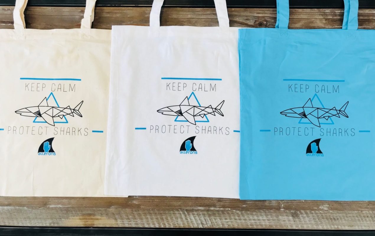 tote-bag- shark requin ailerons